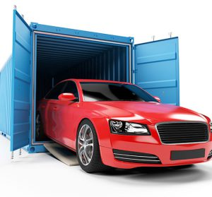Enclosed Vehicle Shipping