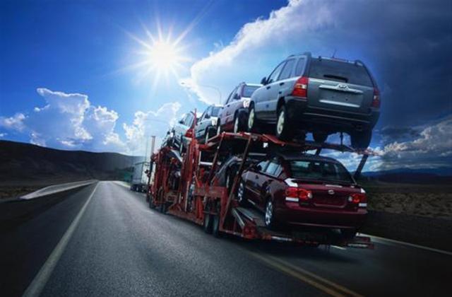 ebay motors shipping a vehicle