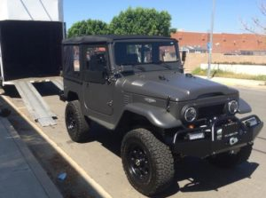 jeep shipping