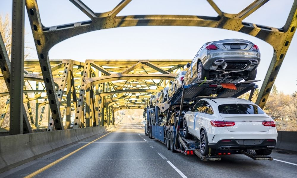 How to Ship Your Car Across the Country